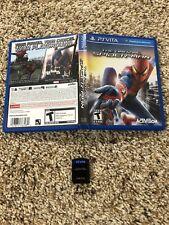 THE AMAZING SPIDER-MAN ( SPIDERMAN ) - PS VITA , PLAYSTATION , PSVITA , RARE