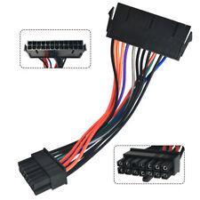Lenovo IBM 24 Pin to 14 Pin PSU Power Supply ATX Adapter Cable Q75 Q77 A75 B75