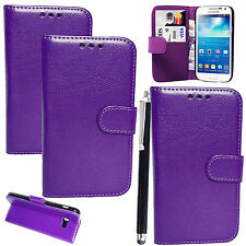 New Flip Wallet Leather Stand Case Cover For Samsung Galaxy Mobile Phones
