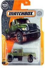 2018 Matchbox #22 MBX Construction International CXT