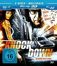 KNOCKDOWN - 3D & Blu-Ray Disc + DVD -