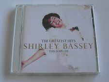 Shirley Bassey - This Is My Life - The Greatest Hits (CD Album) Used Very Good