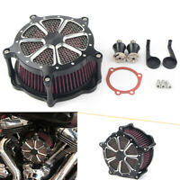 Motorcycle CNC Air Cleaner Filter Intake for 2004-2008 Harley XL883 Sportster