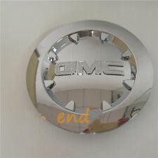 NEW GMC SIERRA 1500 DENALI YUKON XL CHROME WHEEL HUB CAP EMBLEM 9596381 2007-14