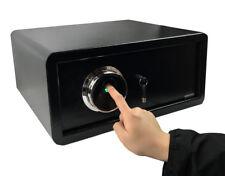 COMPACT CABINET BIO BIOMETRIC FINGERPRINT SAFE BOX LOCK GUN VAULT HOME BOX
