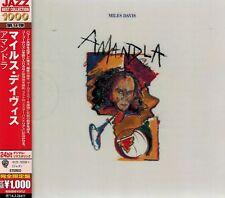 MUSIK-CD NEU/OVP - Miles Davis - Amandla