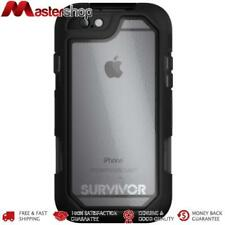 "Griffin Case for iPhone 6 6s Plus 5.5"" Survivor Summit Impct Black Clear GB41618"