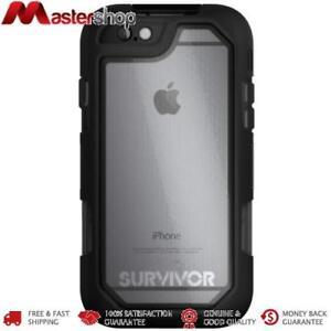 Griffin Survivor Extreme Case for iPhone 6 Plus / 6s Plus - Black