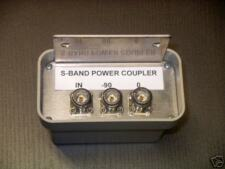 COUPLER POWER DIVIDER COMBINER S-BAND 2.3 - 2.7 GHz 90 DEG for MMDS WIFI WLAN