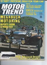 Motor Trend -June 1979, Jaguar XJ-S, Supra vs. 280Z 2+2, Chrysler 300, Diamante