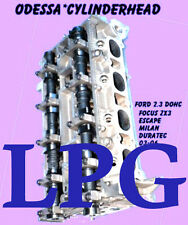 LPG FORD ESCAPE FOCUS ZX3 MILAN 2.3 DOHC CYLINDER HEAD NO CORE REQUIRED