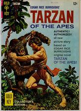 TARZAN   # 155  GOLD KEY