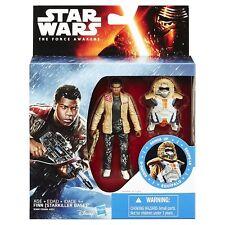 Star Wars The Force Awakens 3.75-Inch Figure Snow Mission Armor Finn