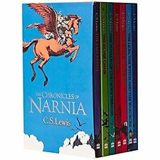 The Chronicles of Narnia By C.S.Lewis (2010, First Edition)