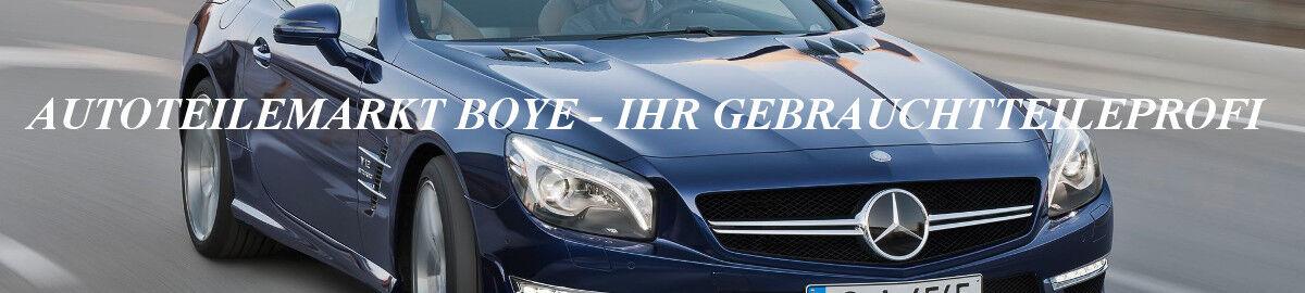 Autoteilemarkt Boye