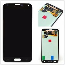 Black LCD Display Touch Screen Glass Digitizer For Samsung Galaxy S5 i9600 G900A
