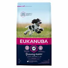 Eukanuba Dog Puppy Medium Breed Chicken 2kg - Growing Puppy Complete Food