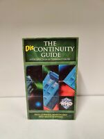 The Discontinuity Guide (Doctor Who) by Topping, Keith Paperback Book (d5)