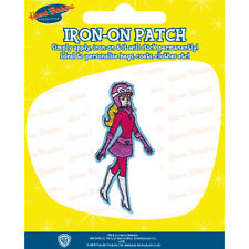 Penelope Pitstop Iron-On Patch. Classic Cartoon Hanna Barbera Wacky Races Gift