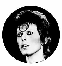 Parche imprimido, Iron on patch, /Textil sticker, Pegatina/ - David Bowie