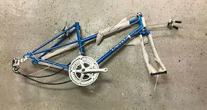 Brand new Univega bike frame plus extras 24 inch wheels