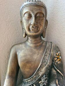 Buddha Figur Statue Hindi 62 cm