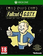 Fallout 4 - Game of the Year Edition GOTY | Xbox One Preorder