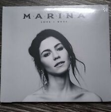 Marina - Love and Fear UK CD Digipack diamonds. Brand new and sealed.