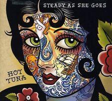 Hot Tuna - Steady As She Goes [New CD]