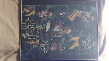 2 Green Bay Packer Lithographs-One Framed-One Metal-Desmond,Farve,White ,Sale