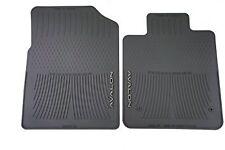 Genuine (2010 - 2011) Toyota Avalon All Weather Floor Mats (PT908-0710W-02)