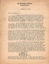 1929, Scientific archive, many signed letters regarding instrument making