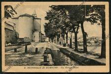 RIMINI SANTARCANGELO DI ROMAGNA 41 Cartolina VIAGGIATA 1947
