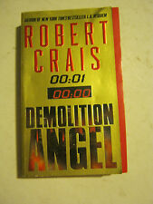 Robert Crais - Demolition Angel (2001 paperback) (b29)