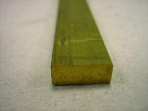 Flach Messing, Messing Flach  >Bitte Abmessung auswählen<  Länge 330 mm