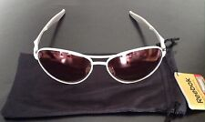 REEBOK WHITE FRAMED SUNGLASSES - (R4319/01) BNWT 100% UVA/UVB PROTECTION