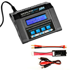 T2M T1234 Wizard X6S +100W Charger with Balancer and Accessories