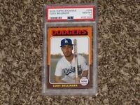 Cody Bellinger PSA 10 2019 Topps Archives HOT CARD LA Dodgers PSA 10 GEM MINT