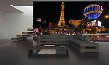 Las Vegas  Wall Mural Photo Wallpaper GIANT WALL DECOR PAPER POSTER Free Glue