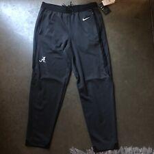 NWT Men's Nike Sportswear Alabama Crimson Tide Vented Travel Sweat Pants Sz L