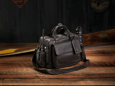 Lightspeed Adventure Flight Bag Collection - The Markham: Leather Flight Bag