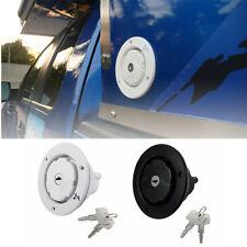 1X Fresh Water Locking Inlet Hatch Filler Cap For Caravan Motorhome RV Camper AU