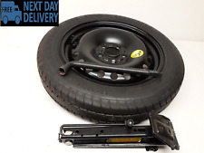 """FORD C MAX 2010-2017 SPACE SAVER 16"""" SPARE WHEEL & TYRE, JACK AND BRACE USED"""