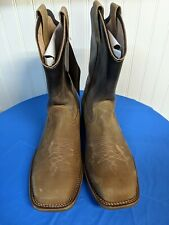 Red Wing Irish Setter Mens Hunt Deadwood Cowboy Western Work Boots Size 13