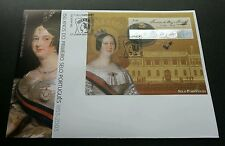 Portugal 150th Anniv Of 1st Postage Stamp 2003 (FDC) *Hologram *unusual *rare