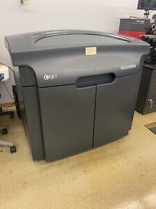Stratasys Objet Eden500v 3D Printer Working Condition