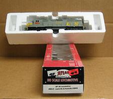 Atlas 8919 Ho Louisville & Nashville Gp40 #3002, New Price