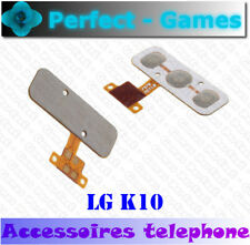 LG K10 Nappe cable bouton ON OFF volume power button flex cable ribbon