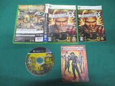 Xbox360 -- Mercenaries 2: World in Flames -- JAPAN. GAME. Work. 52258