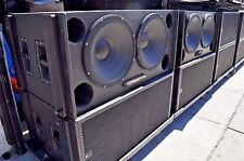 "Meyer Sound 700-HP Dual 18"" Subwoofers * ONE *"